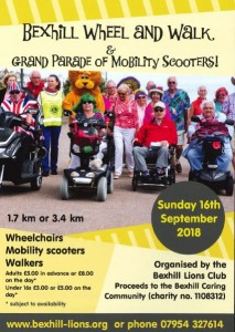 Wheel and walk Sept 2018 p1